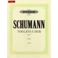 SCHUMANN R. TOCCATA OP 7 PIANO