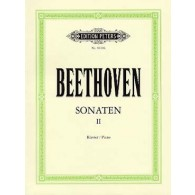 BEETHOVEN L.V. SONATES VOL 2 PIANO
