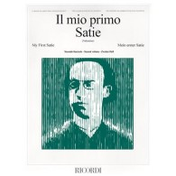 SATIE E. IL MIO PRIMO 2 PIANO