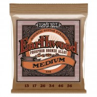 JEU DE CORDES ERNIE BALL 2144 EARTHWOOD PHOSPHOR 13/56