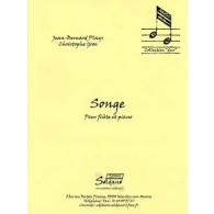 PLAYS J.B./GRAS C. SONGE FLUTE