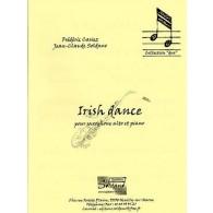 CASIEZ F./SOLDANO J.C. IRISH DANCE SAXOPHONE ALTO