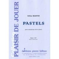 MARTIN G. PASTELS SAXO SIB