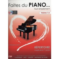 ASTIE C. FAITES DU PIANO VOL 1A