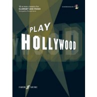 PLAY HOLLYWOOD CLARINETTE