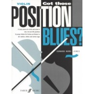 JONES E.H. GOT THOSE POSITION BLUES VIOLON
