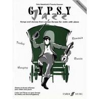 WATERFIELD P./KRAEMER T. GYPSY JAZZ INTERMEDIATE LEVEL VIOLON