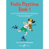 KEYSER (DE) P. VIOLIN PLAYTIME BOOK 1 VIOLON