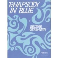 GERSHWIN G. RHAPSODY IN BLUE PIANO