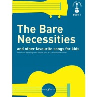 EASY UKE LIBRARY: BARE NECESSITIES BOOK 1 UKULELE