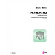 GINER B. PANTOMINE MULTI- PERCUSSIONS