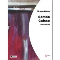 GINER B. SAMBA CAISSE CLAIRE