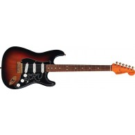 FENDER STEVIE RAY VAUGHAN STRATOCASTER 3-COLOR SUNBURST PAU FERRO