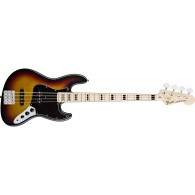 FENDER GEDDY LEE JAZZ BASS 3-COLOR SUNBURST MAPLE