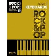 KEYBOARDS ROCK & POP GRADE 1