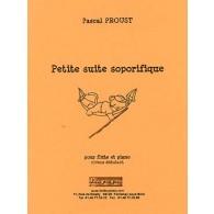 PROUST P. PETITE SUITE SOPORIFIQUE FLUTE