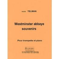 TELMAN A. WESTMINSTER ABBAYE SOUVENIRS COR