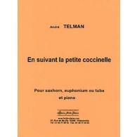 TELMAN A. EN SUIVANT LA PETITE COCCINELLE TUBA