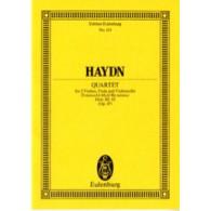 HAYDN J. STREICH-QUARTETT D DUR OP 42 CONDUCTEUR