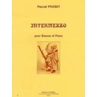 PROUST P. INTERMEZZO BASSON