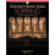 SELECTED OPERA ARIAS SOPRANO