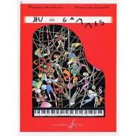 ARAMBURU F./GASTALDI A.L. JEU DE GAMMES PIANO