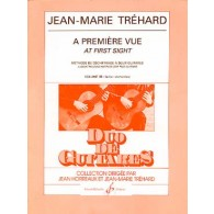 TREHARD J.M. A PREMIERE VUE VOL 3 GUITARES