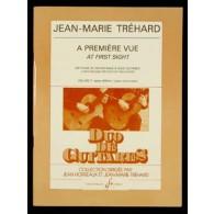 TREHARD J.M. A PREMIERE VUE VOL 5 GUITARES