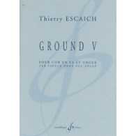 ESCAICH T. GROUND V COR