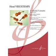 VIEUXTEMPS H. 2ME CONCERTO 1ER SOLO VIOLON