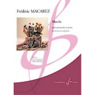 MACAREZ F. MARCHE PERCUSSION