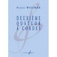 WISSMER P. DEUXIEME QUATUOR A CORDES