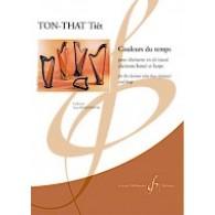 TON-THAT T. COULEURS DU TEMPS CLARINETTE