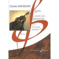 DAVIDOFF C. CONCERTO N°4 OP 31 VIOLONCELLE