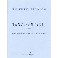 ESCAICH T. TANZ-FANTASIE TROMPETTE