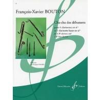BOUTON F.X. CHA-CHA DES DEBUTANTS 5 CLARINETTES