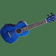 UKULELE MAHALO MH2-TBU TRANS BLUE