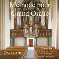 BETREMIEUX M. METHODE POUR GRAND ORGUE VOL 2A