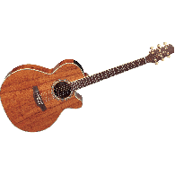 TAKAMINE EF508KC NATUREL KOA