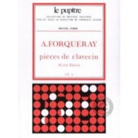 FORQUERAY A. PIECES DE CLAVECIN