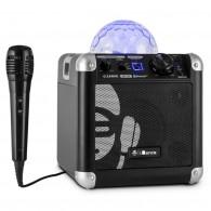 iDance Party Cube Karaoké BC100 Noir