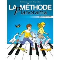 LE GUERN D./COHEN R. LA METHODE PIANORAMA PIANO