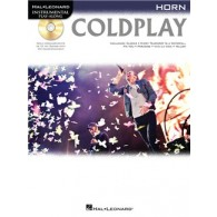 COLDPLAY PLAY-ALONG HORN
