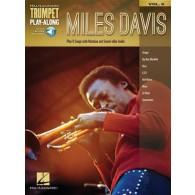 TRUMPET PLAY-ALONG VOL 6: MILES DAVIS TROMPETTE