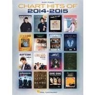 CHARTS HITS OF 2014-2015 PIANO