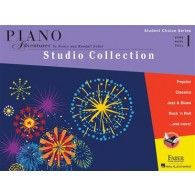 FABER N. PIANO ADVENTURES STUDIO COLLECTION VOL 1 PIANO