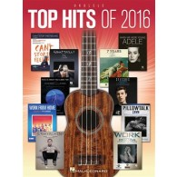 TOP HITS OF 2016 UKULELE