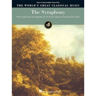 WORLD'S GREAT CLASSICAL MUSIC: THE SYMPHONY PIANO