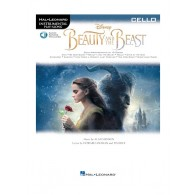 BEAUTY AND THE BEAST VIOLONCELLE