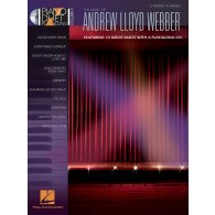 THE MUSIC OF ANDREW LLOYD WEBBER PIANO DUET PLAY-ALONG VOL 4